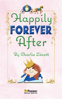 Cover for Happily Forever After