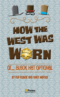 Cover for How the West Was Worn