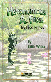 Cover for Hyronomous A. Frog