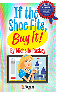 Cover for If the Shoe Fits, Buy It!