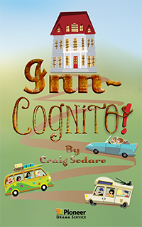 Cover for Inn-Cognito!