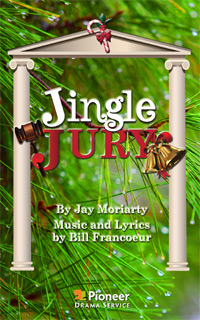 Cover for Jingle Jury