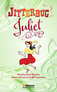 Cover for Jitterbug Juliet