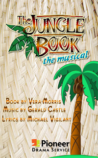 Cover for The Jungle Book -- The Musical