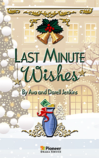 Cover for Last Minute Wishes