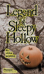 Cover for Legend of Sleepy Hollow