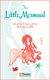 Cover for The Little Mermaid  (musical)