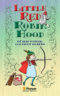 Cover for Little Red Robin Hood