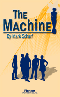 Cover for The Machine