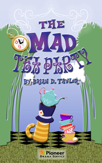 Cover for The Mad Tea Party