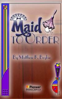 Cover for Maid to Order
