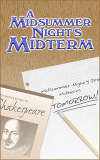Cover for A Midsummer Night's Midterm