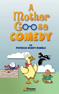 Cover for A Mother Goose Comedy