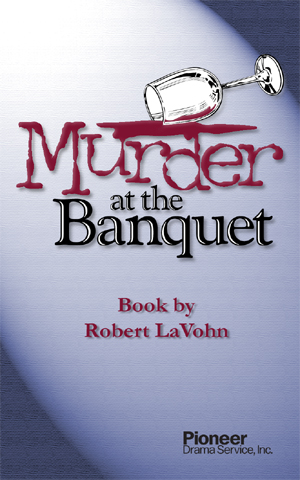 Cover for Murder at the Banquet