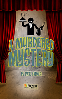 Cover for A Murdered Mystery