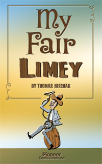 Cover for My Fair Limey
