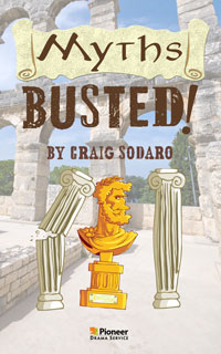 Cover for Myths Busted!