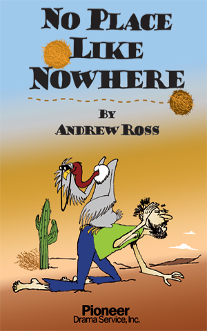 Cover for No Place Like Nowhere