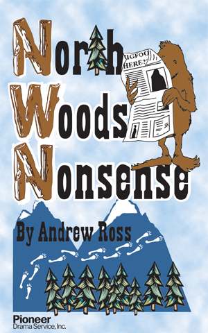 Cover for North Woods Nonsense