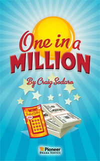 Cover for One in a Million
