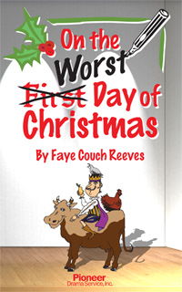 Cover for On the Worst Day of Christmas