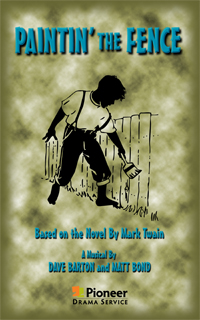 Cover for Paintin' the Fence