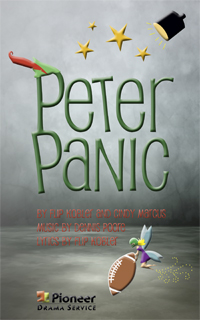 Cover for Peter Panic