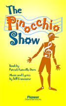 Cover for The Pinocchio Show