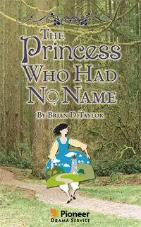 Cover for The Princess Who Had No Name