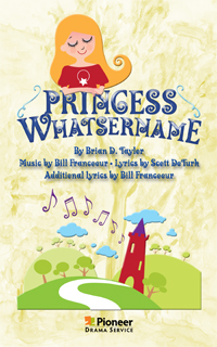 Cover for Princess Whatsername