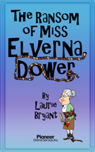 Cover for The Ransom of Miss Elverna Dower