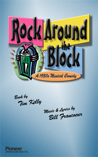 Cover for Rock Around the Block