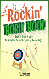 Cover for Rockin' Robin Hood