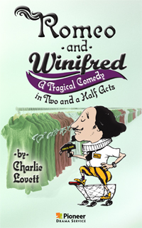 Cover for Romeo and Winifred