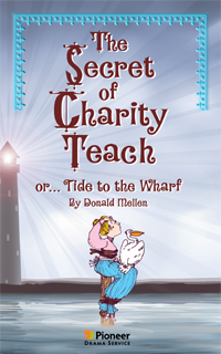 Cover for The Secret of Charity Teach