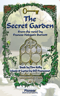 Cover for The Secret Garden (musical)