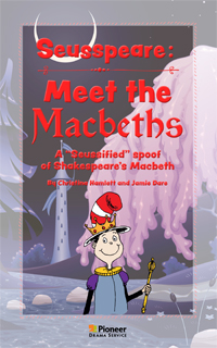 Cover for Seusspeare: Meet the Macbeths