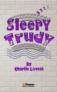 Cover for Sleepy Trudy