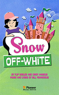 Cover for Snow Off-White