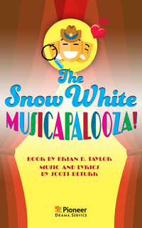 Cover for The Snow White Musicapalooza