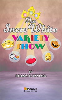 Cover for The Snow White Variety Show
