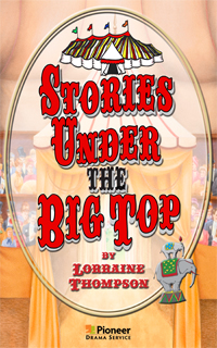 Cover for Stories Under the Big Top