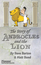 Cover for The Story of Androcles and the Lion