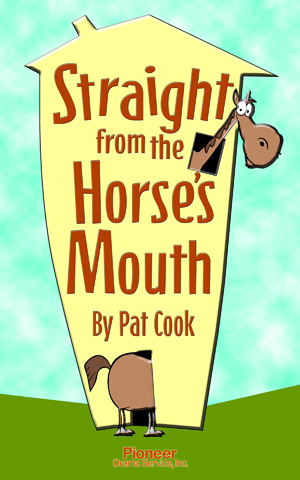 Cover for Straight from the Horse's Mouth