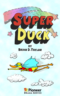 Cover for Super Duck