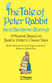 Cover for The Tale of Peter Rabbit (and Benjamin Bunny)