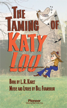 Cover for The Taming of Katy Lou