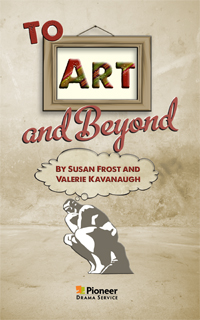 Cover for To Art and Beyond