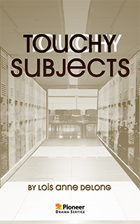 Cover for Touchy Subjects