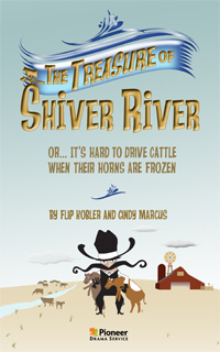 Cover for The Treasure of Shiver River